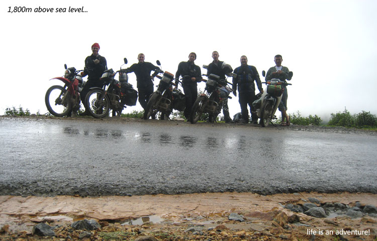 Offroad Vietnam Motorbike Adventures - Bikers Hotel Look Up: Motorcycle Conquering Northern Vietnam
