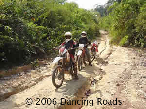 Offroad Vietnam Motorbike Adventures - Ultimate Cardamom Adventure Of Cambodia. Motorcycle Tours in Cardemon, Cambodia