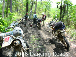 Offroad Vietnam Motorbike Adventures - Northeastern Adventure Of Cambodia Dirt Bike Tours. Northeastern Adventure Motorcycle Tours, Cambodia