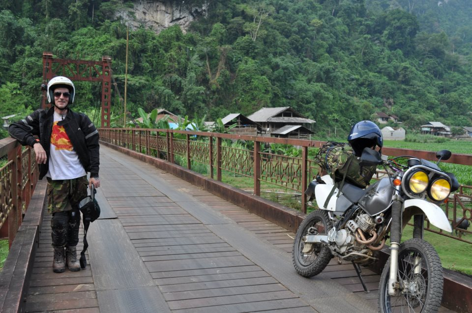 Offroad Vietnam Motorbike Adventures - Mr. Alan Scott's Reviews Of North-East Vietnam Motorbike Tour (England), Northeast Vietnam dirt bike tours reviews