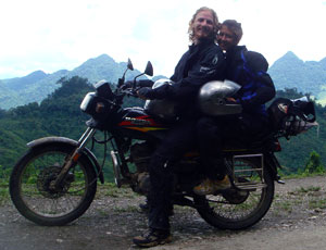 Offroad Vietnam Motorbike Adventures - Mr. Alex Pirard Corominas' Reviews (Spain) Northwest Vietnam motorbike tours reviews