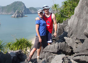 Offroad Vietnam Motorbike Adventures - Ms. Alison Kenny & Mr. Jim Hawley's Reviews Of Halong Bay & Cat Ba Motorbike Tour (Australia)