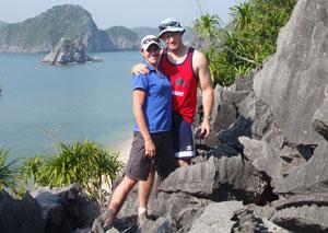 Offroad Vietnam Motorbike Adventures - Ms. Alison Kenny & Mr. Jim Hawley's Reviews Of Halong Bay & Cat Ba Motorbike Tour (Australia)