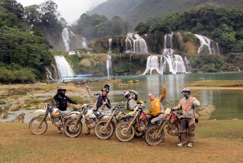 Offroad Vietnam Motorbike Adventures - Mr. Andrew Kay's Reviews Of Northeast & Ha Giang Of Vietnam Motorbike Tour (Australia), Northeast Vietnam motorbike tour reviews