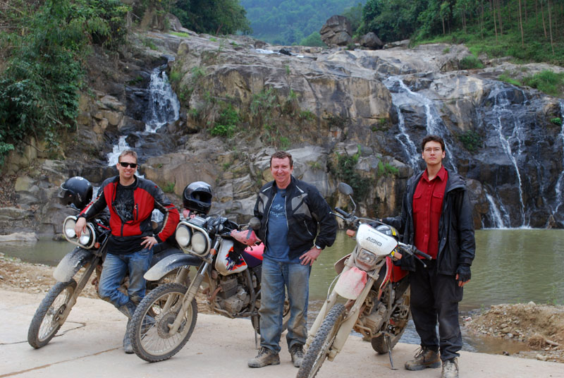 Offroad Vietnam Motorbike Adventures - Mr. Andrew Miller's Reviews Of North-Centre Vietnam Motorbike Tour (Canada)