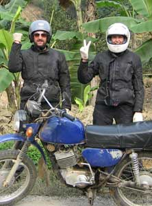Offroad Vietnam Motorbike Adventures - Ms. Angie Fielder & Mr. Hamish Ginn's Reviews Of North-West Vietnam Motorbike Tour (Australia)