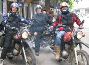 Offroad Vietnam Motorbike Adventures - Mr. Holger Marggraf's Reviews Of North-West Vietnam Motorbike Tour (Germany)