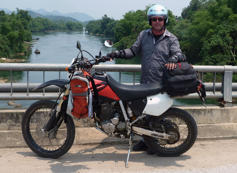 Offroad Vietnam Motorbike Adventures - Mr. Brad Whittaker's Reviews (Australia), Short Vietnam motorbike tour reviews in and around Hanoi