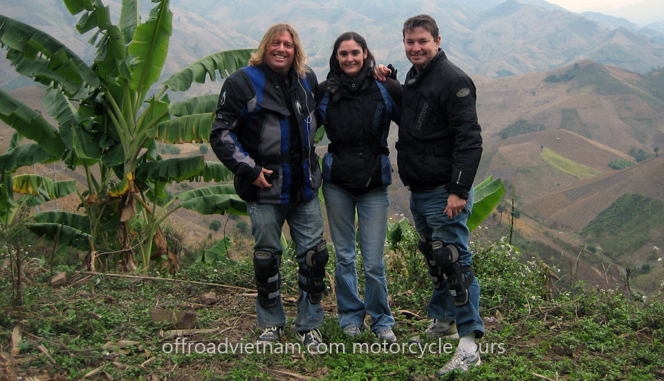 Offroad Vietnam Motorbike Adventures - Mr. Cameron Faber's Reviews (Canada)
