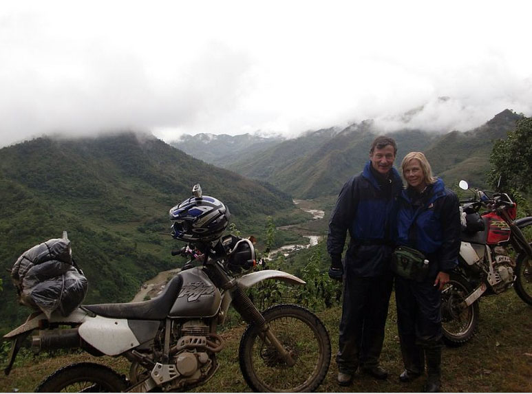 Offroad Vietnam Motorbike Adventures - Mrs. Carol & Mr. Jeff James' Reviews Of North-East Vietnam Motorbike Tour (U.S.A)