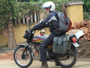 Offroad Vietnam Motorbike Adventures - Mr. Charles Drummond's Reviews (America), Northwest Vietnam motorbike tours reviews
