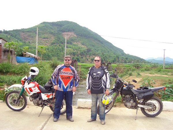 Offroad Vietnam Motorbike Adventures - Mr. Clayton Scott's Reviews Of North-Centre Vietnam Motorbike Tour (Australia)