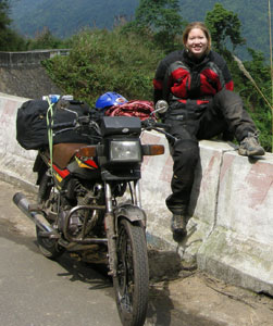 Offroad Vietnam Motorbike Adventures - Ms. Crystal Park's Reviews Of Vietnam's Ho Chi Minh Motorcycle Tour (U.S.A.), Ho Chi Minh trail motorbike tour reviews in Vietnam