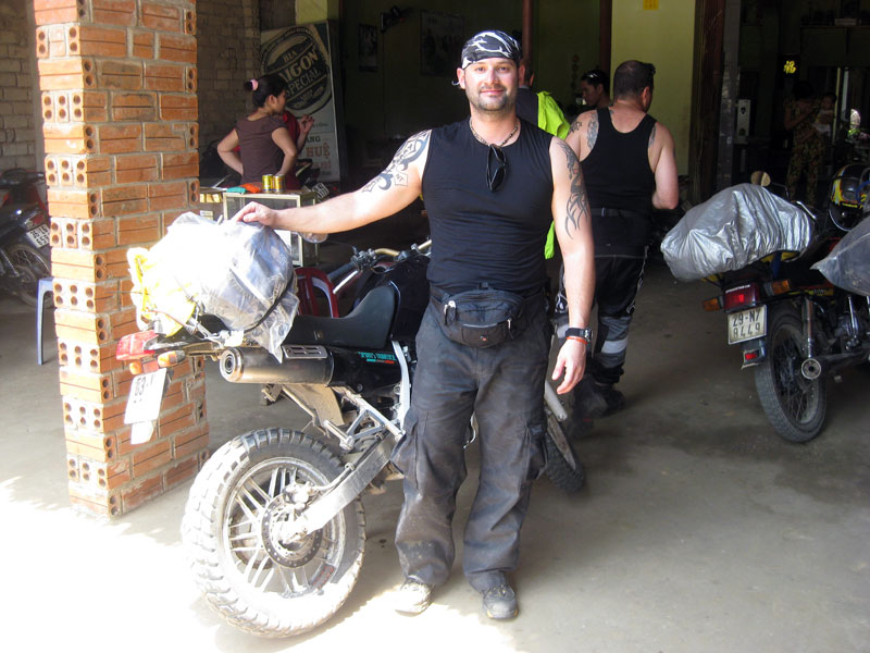 Offroad Vietnam Motorbike Adventures - Mr. Darren Cann's Reviews (USA), Ho Chi Minh trail dirt bike tour reviews in Vietnam