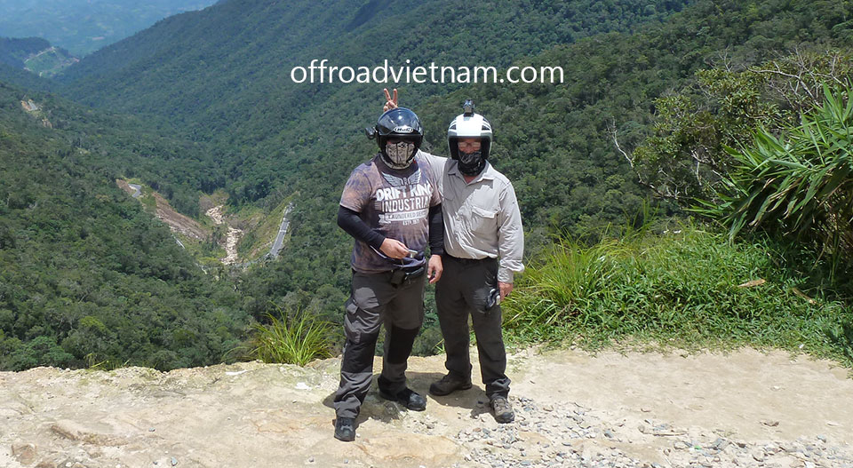 Offroad Vietnam Motorbike Adventures - Mr. Dave Kieft's Reviews Of Ha Giang Motorbike Tour in Vietnam, early September 2014