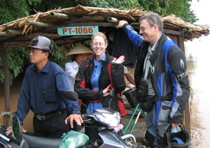 Offroad Vietnam Motorbike Adventures - Mr. David & Ms. Nicole Finch's Reviews (Australia)