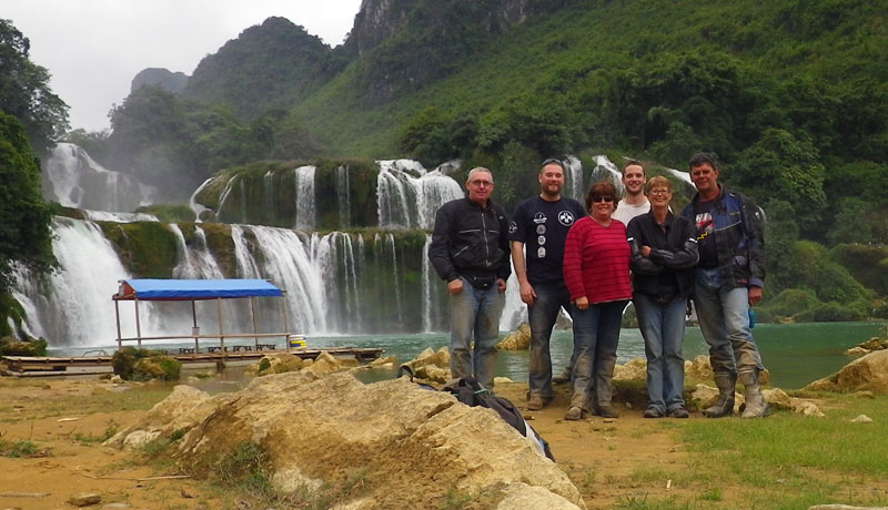Offroad Vietnam Motorbike Adventures - Mr. Gavin Garrett's Reviews Of North-East Vietnam Motorbike Tour (Australia), Northeast Vietnam dirt bike tours reviews