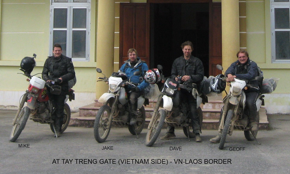 Offroad Vietnam Motorbike Adventures - Mr. Geoff Lanigan's Reviews (Australia)