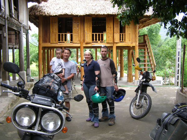 Offroad Vietnam Motorbike Adventures - Mr. Greg & Mrs. Natalie Richards' Reviews Of North-Centre Vietnam Motorbike Tour (Australia)
