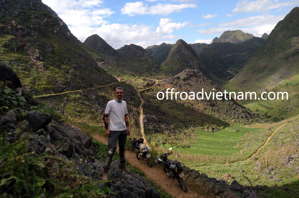 Offroad Vietnam Motorbike Adventures - Mr. Gregoire de Malherbe's Reviews Of Ha Giang Motorbike Tour in Vietnam, late September 2017