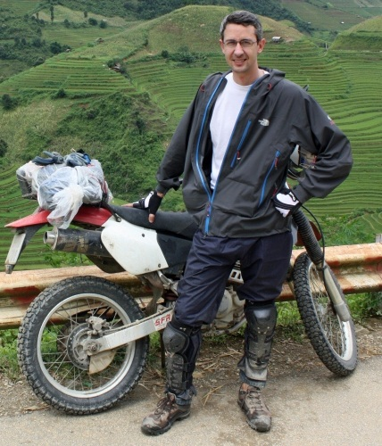 Offroad Vietnam Motorbike Adventures - Mr. Gregoire De Malherbe's Reviews (France) 4 days Honda XR250 Baja 250cc dirt bike adventure in Vietnam
