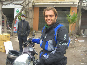 Offroad Vietnam Motorbike Adventures - Mr. Gregoire Fleurot's Reviews Of North-Centre Vietnam Motorbike Tour (France)