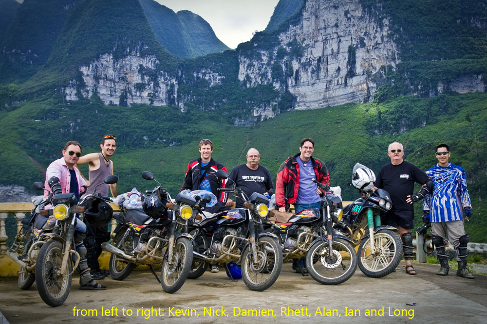 Offroad Vietnam Motorbike Adventures - Mr. Ian Wood's Reviews (Australia), Northeast Vietnam dirt bike tours reviews