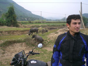 Offroad Vietnam Motorbike Adventures - Mr. Jean Philippe Bruneau's Reviews (France), Northwest Vietnam motorbike tours reviews
