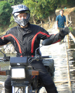 Offroad Vietnam Motorbike Adventures - Mr. Joseph Au's Reviews Of Big Northern Loop Vietnam Motorbike Tour (U.S.A.), Northeast Vietnam and Ha Giang motorbike tour reviews