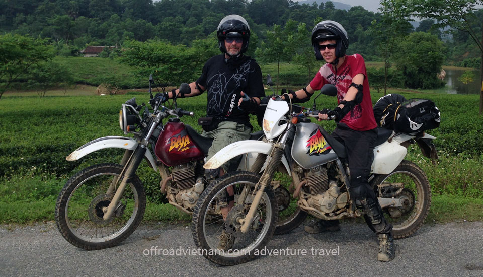 Offroad Vietnam Motorbike Adventures - Mr. Jens Peter Andersen's Reviews Of A Short Vietnam Motorbike Tour (Denmark)