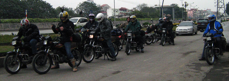 Offroad Vietnam Motorbike Adventures - Mr. Mike Petterson's Reviews Of North-Centre Vietnam Motorbike Tour (USA)