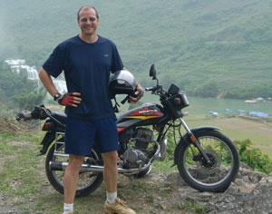 Offroad Vietnam Motorbike Adventures - Mr. Kenneth Davis' Reviews Of North-East Vietnam Motorbike Tour (U.S.A.), Northeast Vietnam motorcycle tours reviews