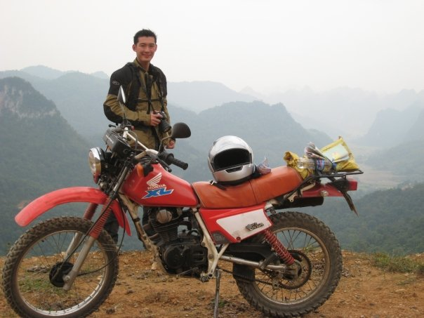 Offroad Vietnam Motorbike Adventures - Mr. Kenny Phang's Reviews (Singapore), North-east Vietnam motorbike tours reviews