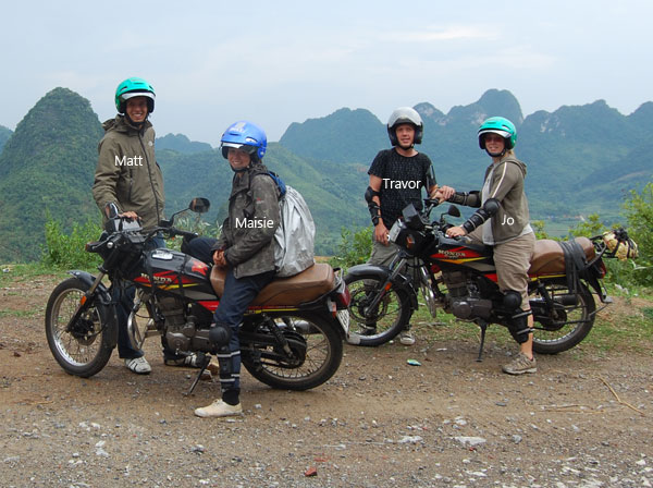 Offroad Vietnam Motorbike Adventures - Mr. Trevor Dyson's Reviews Of North-East Vietnam Motorcycle Tour (England), North-east Vietnam motorbike tours reviews