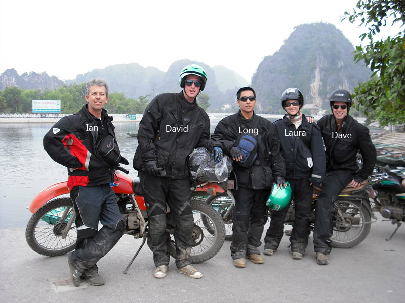 Offroad Vietnam Motorbike Adventures - Mr. Ian Clements' Reviews (Australia), Short Vietnam dirt tour reviews in and around Hanoi