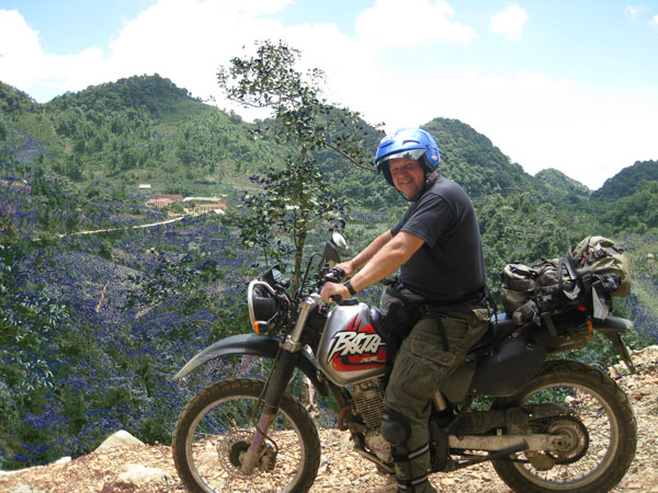 Offroad Vietnam Motorbike Adventures - Mr. Michel Stevens' Reviews (Belgium), Northwest Vietnam motorbike tours reviews