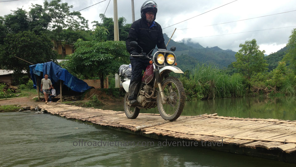 Offroad Vietnam Motorbike Adventures - Mr. Murray Sim's Reviews from New Zealand, Northeast Vietnam off-road motorbike tours