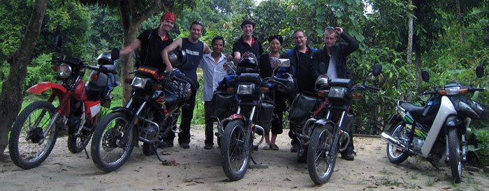 Offroad Vietnam Motorbike Adventures - Mr. Daniel Duyen Le's Reviews (Australia)