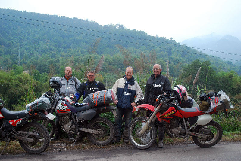 Offroad Vietnam Motorbike Adventures - Mr. Sam Bradley's Reviews (Australia), Northeast Vietnam motorbike tours reviews