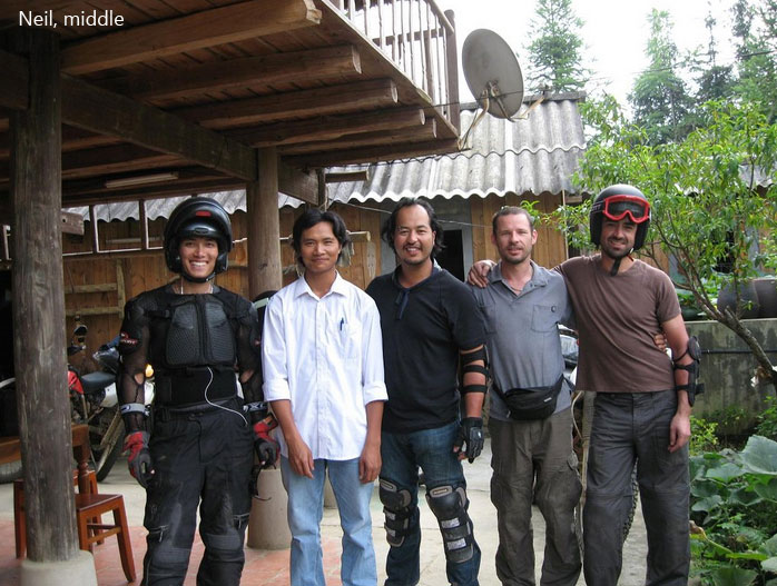 Offroad Vietnam Motorbike Adventures - Mr. Neil Tolentino's Reviews (Australia), Northeast Vietnam motorbike tour reviews