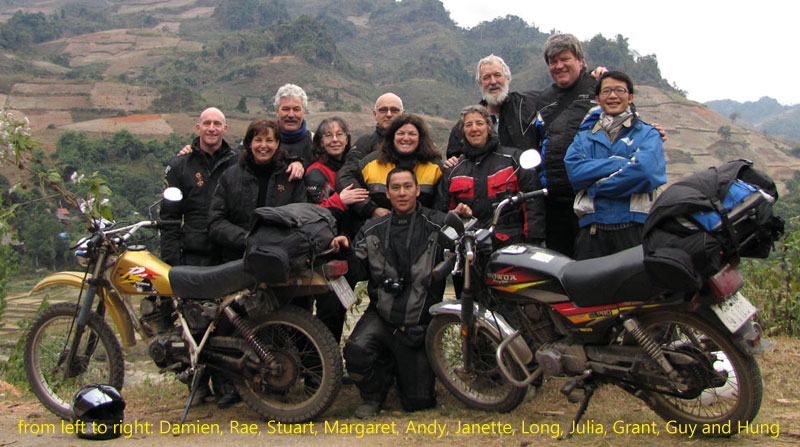 Offroad Vietnam Motorbike Adventures - Ms. Margaret Stewart's Reviews (Australia), Northwest Vietnam motorcycle tours reviews