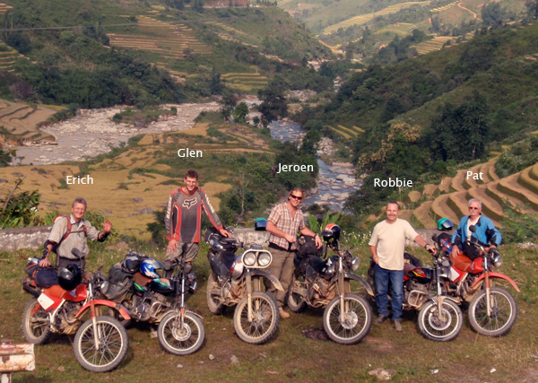 Offroad Vietnam Motorbike Adventures - Mr. Glen McMurtrie's Reviews (Australia), Northwest Vietnam motorcycle tours reviews