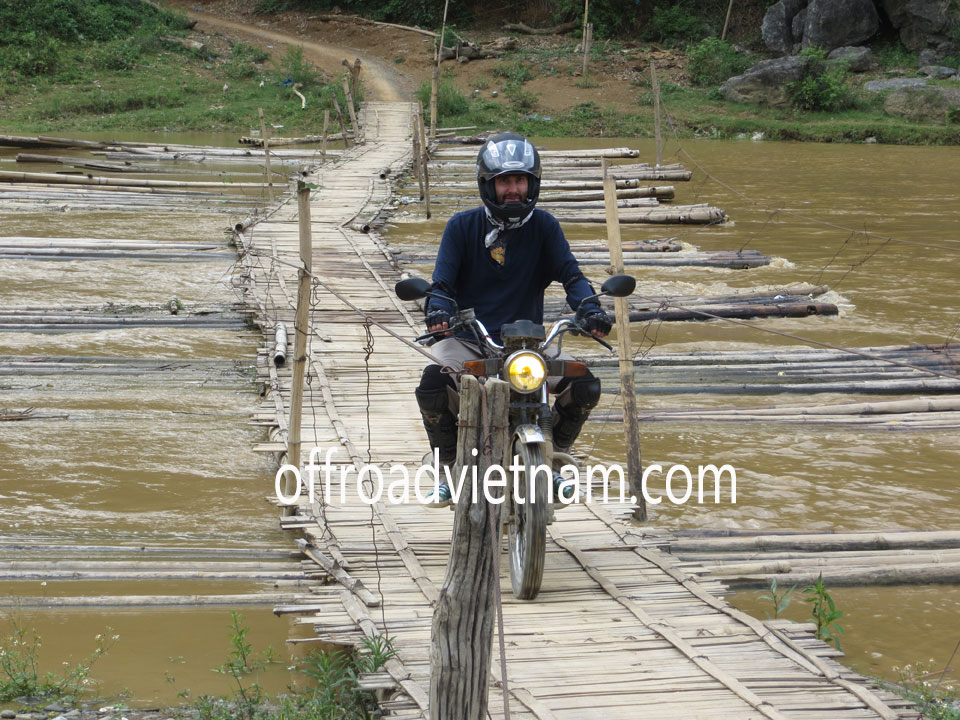 Offroad Vietnam Motorbike Adventures - Mr. Paul Cassin's Reviews Of North-East & Ha Giang Of Vietnam Motorbike Tour (U.S.A), Northeast Vietnam and Ha Giang motorbike tour reviews