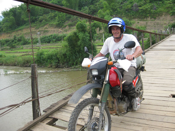 Offroad Vietnam Motorbike Adventures - Mr. Peter Claessens' Reviews (Belgium), Northwest Vietnam motorbike tours reviews
