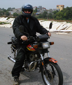 Offroad Vietnam Motorbike Adventures - Mr. Peter King's Reviews (Australia), Short Vietnam motorcycle tour reviews in and around Hanoi