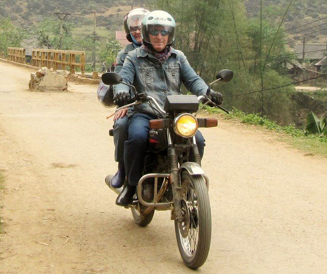 Offroad Vietnam Motorbike Adventures - Mr. Peter & Mrs. Jennifer Roberts' Reviews (Australia), Big North Vietnam motorcycle tour reviews