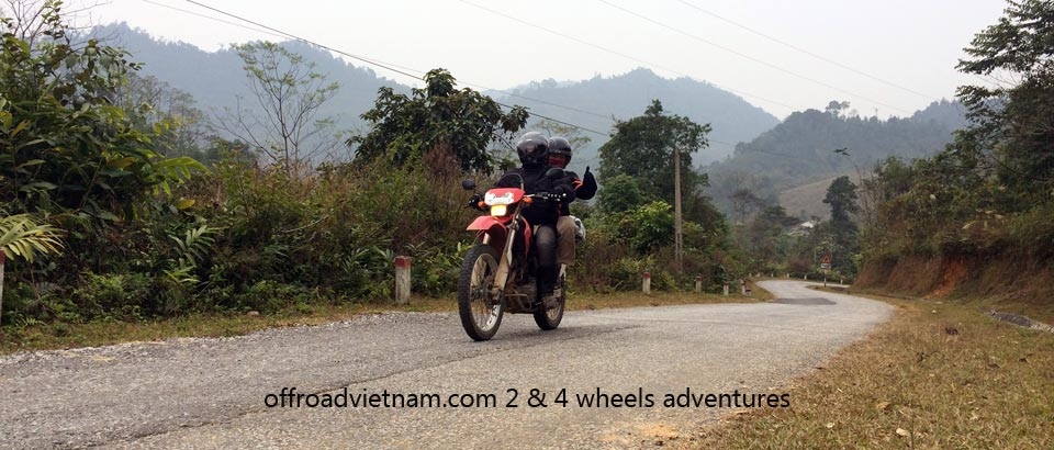 Offroad Vietnam Motorbike Adventures - Mr. Robin Robinson's Reviews. Mrs. Tia Rob Robinson & Mr. Robin Robinson