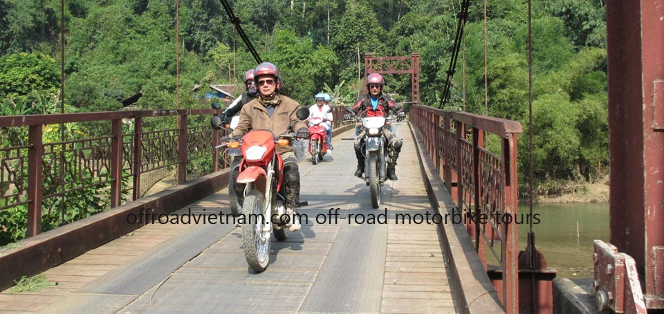 Offroad Vietnam Motorbike Adventures - Mr. Samuel Waelty's Reviews and two brothers (Switzerland)