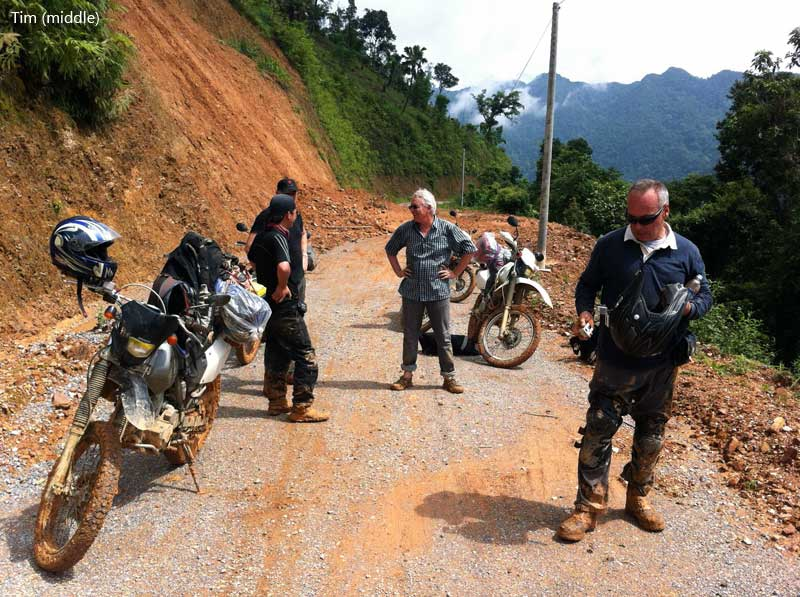 Offroad Vietnam Motorbike Adventures - Mr. Tim Le Roy's Reviews (Australia), Ho Chi Minh trail dirt bike tour reviews in Vietnam