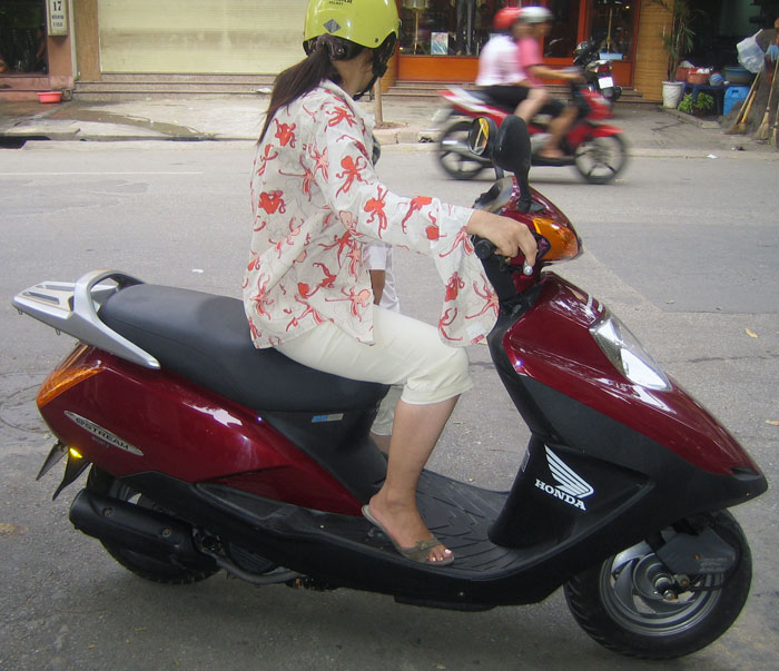 Offroad Vietnam Motorbike Sale - Honda @Stream 125 For Sale In Hanoi, 125cc